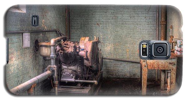 The Compressor Galaxy S5 Case by David Bishop