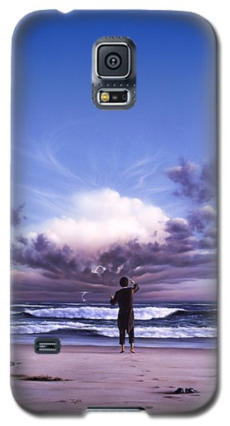 Seagull Galaxy S5 Case - The Conductor by Jerry LoFaro