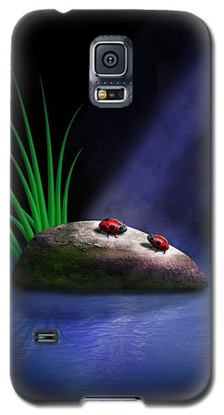 The Conversation Galaxy S5 Case by John Wills