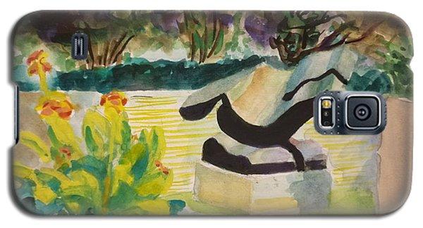 The Corinthian Garden Galaxy S5 Case
