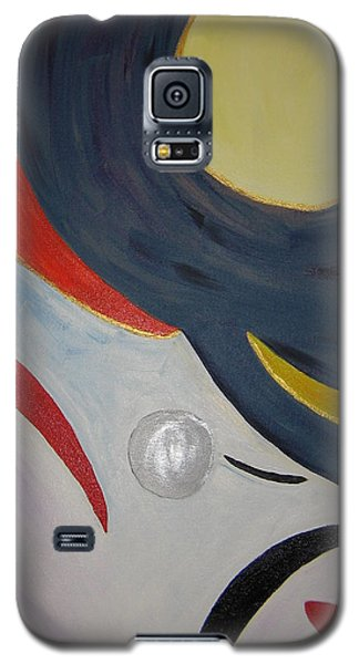 The Cosmos Galaxy S5 Case by Barbara Yearty