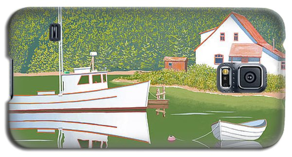 The Cottsge At Blackberry Point Galaxy S5 Case