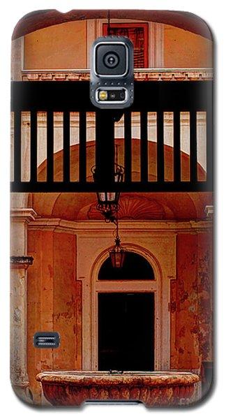 The Court Yard Malta Galaxy S5 Case