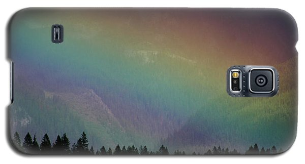 Galaxy S5 Case featuring the photograph The Covenant  by Cathie Douglas