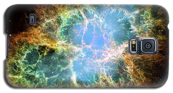 The Crab Nebula Galaxy S5 Case