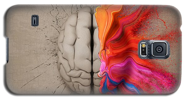 The Creative Brain Galaxy S5 Case by Johan Swanepoel