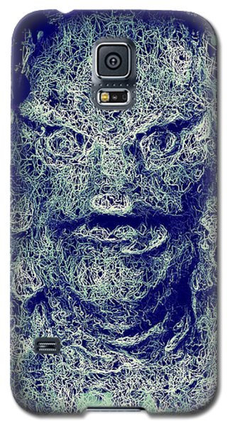 Creature From The Black Lagoon Galaxy S5 Case