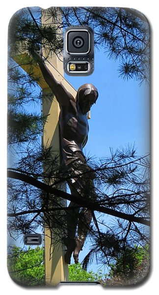 The Cross In The Woods Galaxy S5 Case