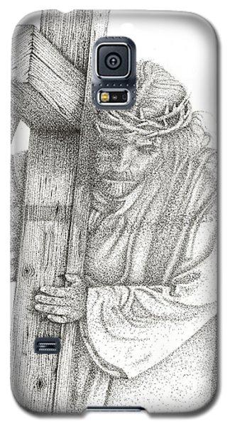 The Cross Galaxy S5 Case by Mayhem Mediums