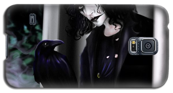 The Crow Galaxy S5 Case