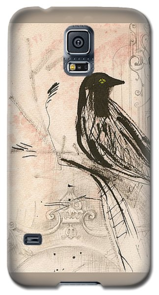 The Crow  Galaxy S5 Case