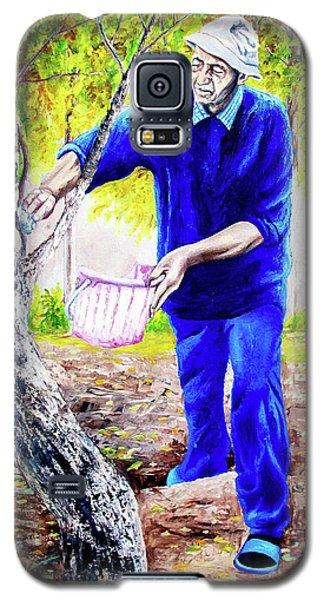 The Cure - La Cura Galaxy S5 Case