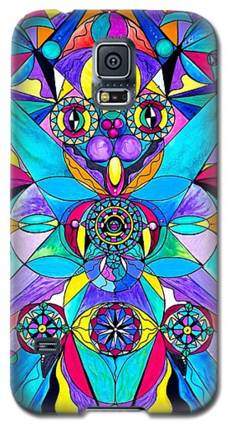 Swan Galaxy S5 Case - The Cure by Teal Eye Print Store