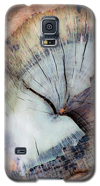 Galaxy S5 Case featuring the photograph The Cut by Stephen Anderson