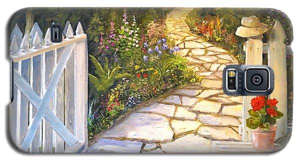 The Cutting Garden Galaxy S5 Case