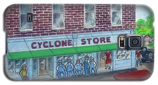 The Cyclone Store 1948 Galaxy S5 Case