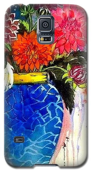 The  Dahlias Galaxy S5 Case