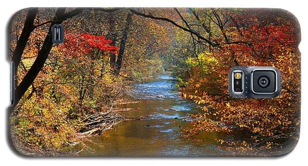 The Dan River Galaxy S5 Case by Kathryn Meyer