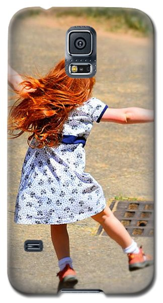 A Little Expression Galaxy S5 Case by Gary Smith