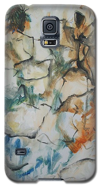 The Dance Galaxy S5 Case by Raymond Doward