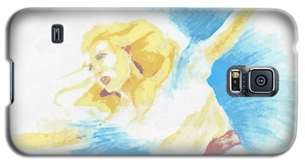 The Dancer Galaxy S5 Case by Mario Carini