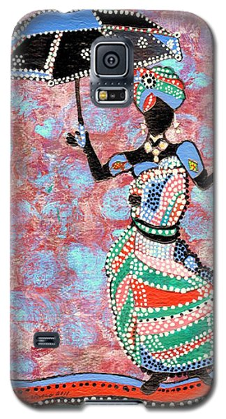 The Dancing Lady Galaxy S5 Case