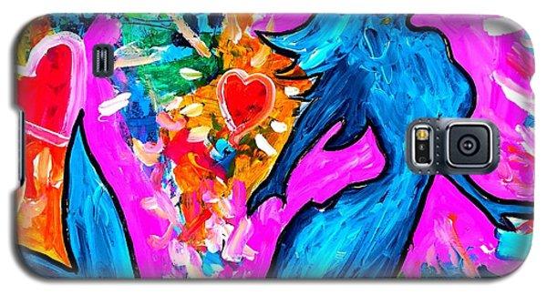The Dancing Mermaid Galaxy S5 Case