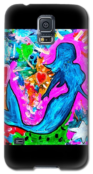 The Dancing Mermaid Galaxy S5 Case