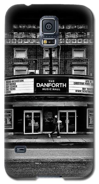 The Danforth Music Hall Toronto Canada No 1 Galaxy S5 Case
