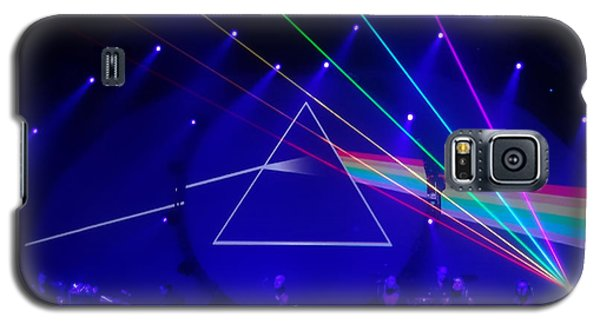 The Dark Side Of The Moon. Brit Floyd Space And Time World Tour 2015 Galaxy S5 Case