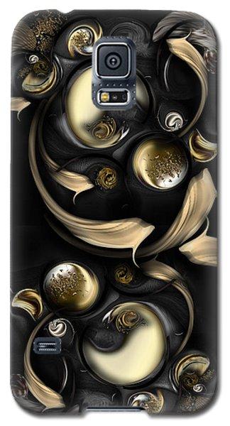 The Darkened Meditation Galaxy S5 Case