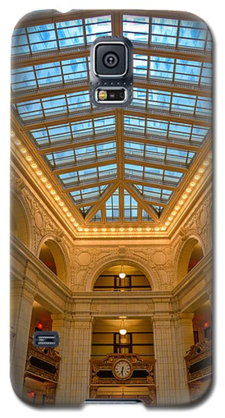 The David Whitney Building Galaxy S5 Case
