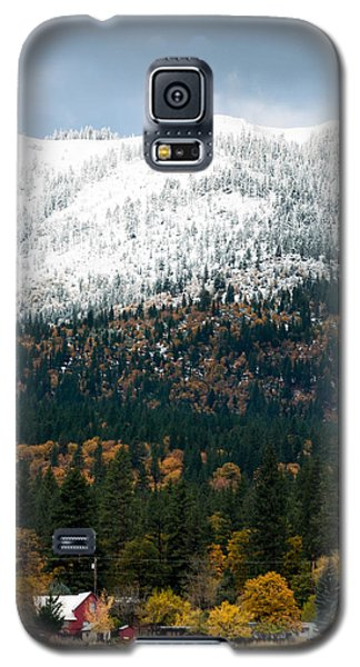 The Dawn Of Winter Galaxy S5 Case