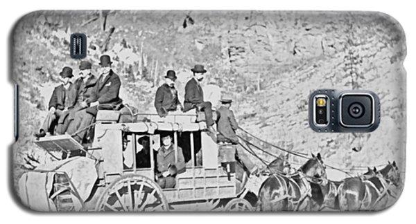 The Deadwood Coach Galaxy S5 Case