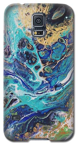The Deep Blue Sea Galaxy S5 Case