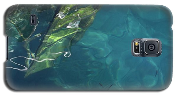 Galaxy S5 Case featuring the photograph The Deep by Pat Purdy