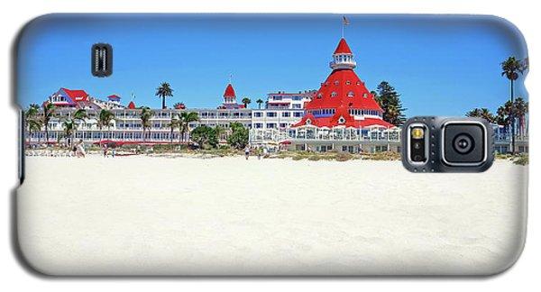 The Del Coronado Hotel San Diego California Galaxy S5 Case