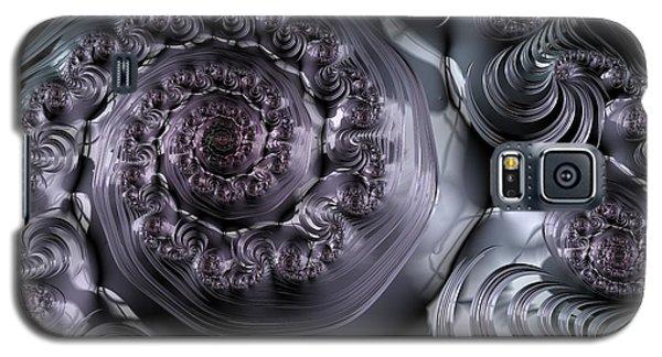 The Depth Of A Spiral Eye Galaxy S5 Case