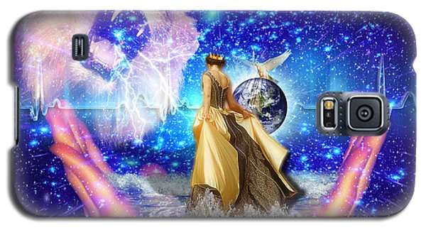 The Depth Of Gods Love Galaxy S5 Case by Dolores Develde