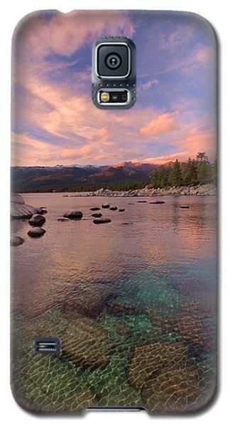 The Depths Of Sundown Galaxy S5 Case