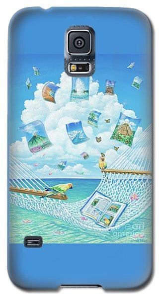 The Destinations Of A Dream Galaxy S5 Case