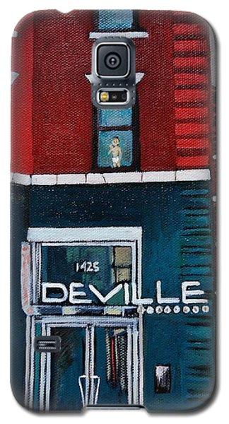The Deville Galaxy S5 Case