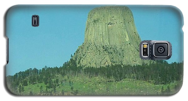 The Devils Tower Galaxy S5 Case