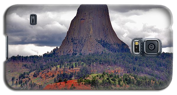 The Devils Tower Wy Galaxy S5 Case