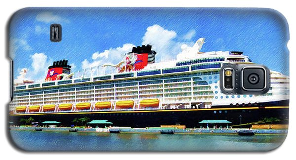 The Disney Dream In Nassau Galaxy S5 Case
