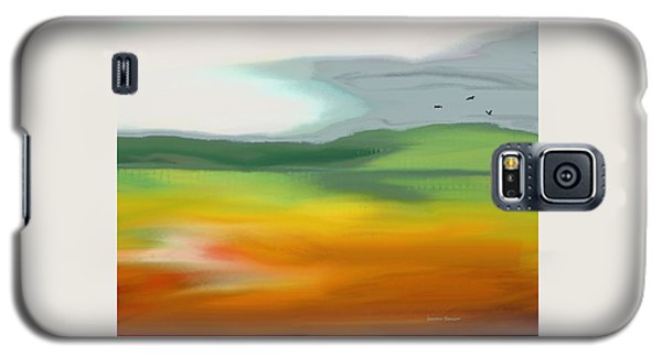 The Distant Hills Galaxy S5 Case