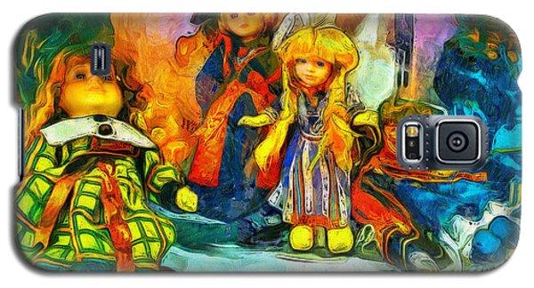 The Dolls Galaxy S5 Case