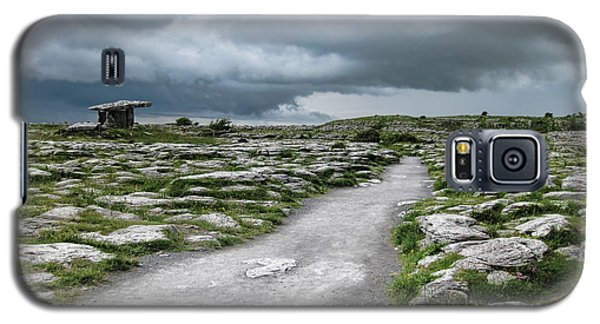 The Dolmen In The Burren Galaxy S5 Case