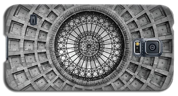 The Dome Bw  Galaxy S5 Case