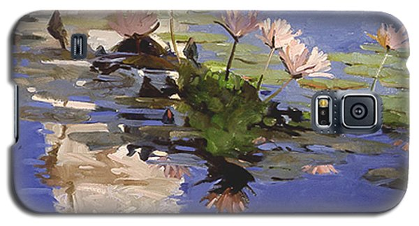 The Dome - Water Lilies Galaxy S5 Case